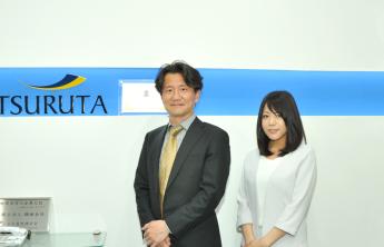税理士法人鶴田会計導入事例アイキャッチ画像
